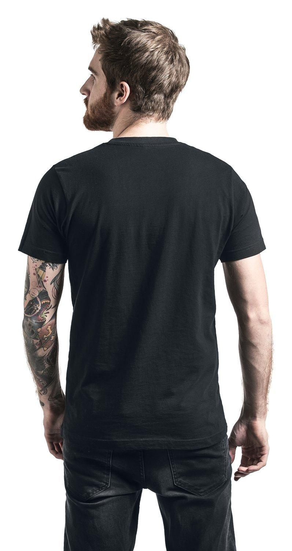 Led zeppelin logo symbols t shirt black amazon clothing biocorpaavc Gallery
