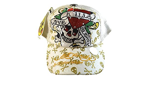 587196c11a8 Ed Hardy Hat - Love Kills Slowly