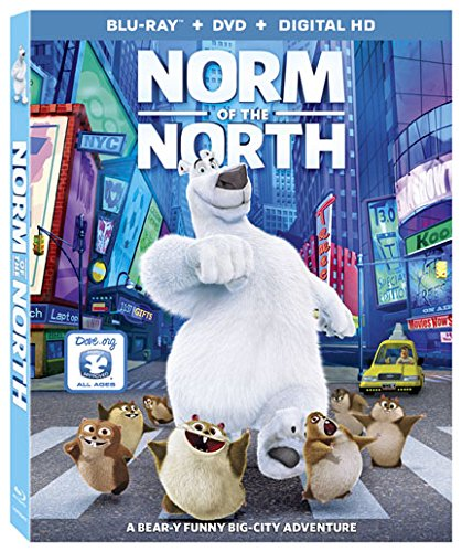 Blu-ray : Norm of the North (With DVD, 2 Pack, 2 Disc)
