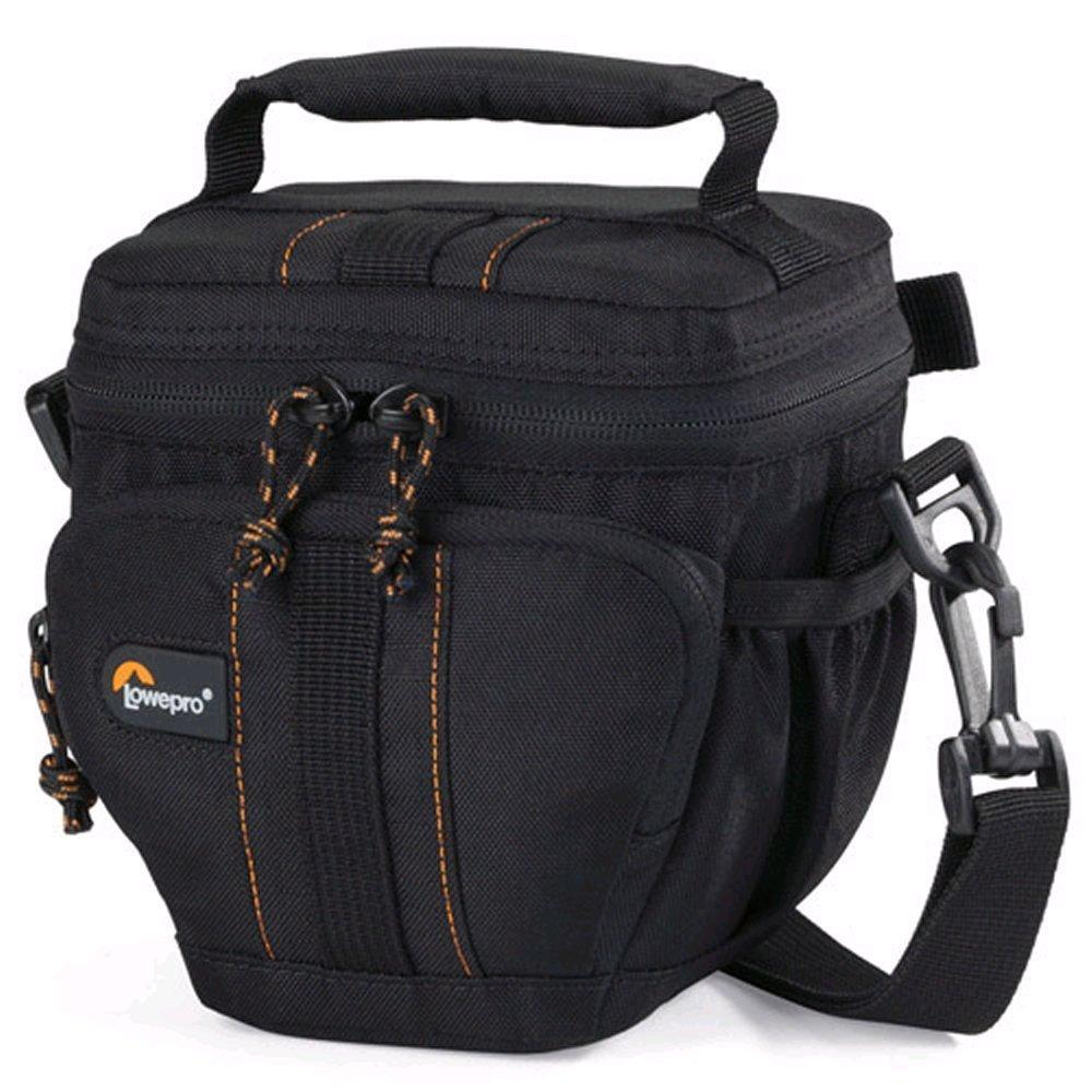 Lowepro LP36235 Adventura TLZ 15 Top Loading Bag for DSLR Kits (Black) [並行輸入品] B01B5JO9XI