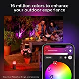 Philips Hue Calla White & Color Ambiance Outdoor