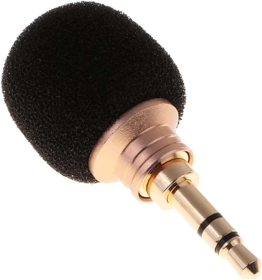 MagiDeal Salida de Dispositivos Mini Micrófono Condensador Direccional (3,5 mm) para Smartphone & Móvil: Amazon.es: Electrónica