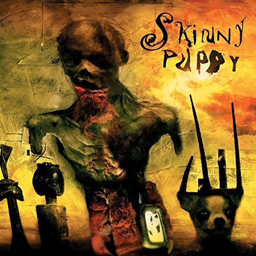 Brap (Back & Forth Vol 3&4) By Skinny Puppy (1996-05-02) (Skinny Puppy Back And Forth)
