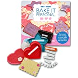 Neat Ideas - BAKE IT PERSONAL - Customised Cookie Cutting Set - stamp a message