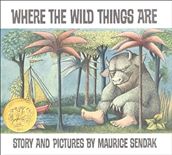Where the Wild Things Are 0064430553 Book Cover