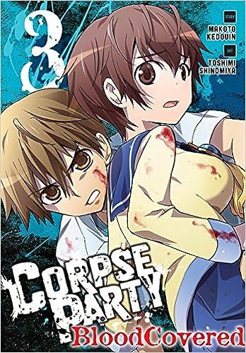 Corpse Party Blood Covered Vol 3 Kedouin Makoto Shinomiya
