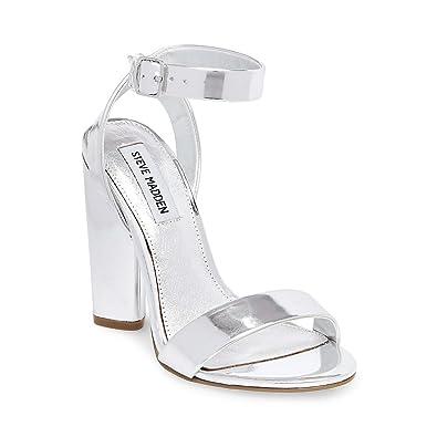 ce5a2cdfce6 Steve Madden Women's Treasure Dress Sandal