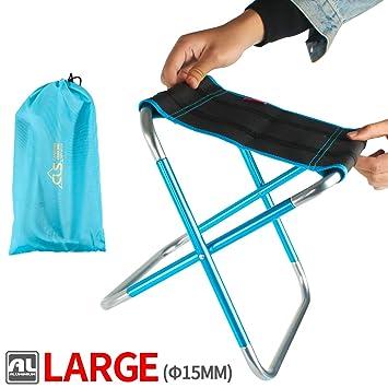Amazon.com: CLS - Silla plegable para exteriores, con bolsa ...