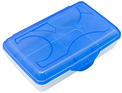 Genial Sterilite Plastic Pencil Box (17234812)