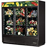 Floral Merchandiser Three-Section True Refrigeration GDM-69FC-LD (Each)