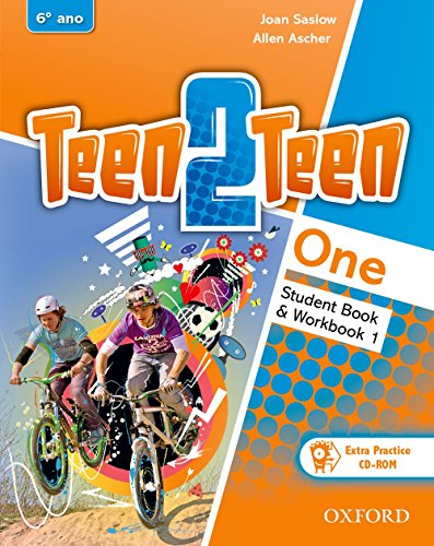 Teen2teen One. 6º Ano - Student Book Pack (+ Workbook + Practice CD-ROM)