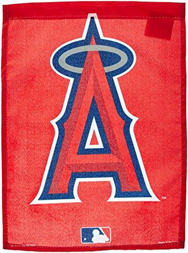 (MLB Anaheim Angels Garden Flag)