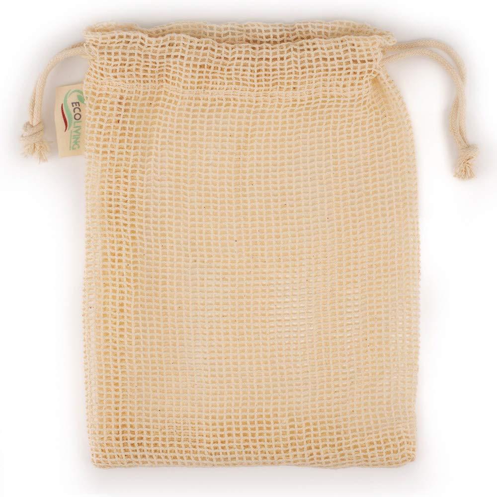vegano amigable bamb/ú f/ácil de limpiar Almohadillas para quitar maquillaje respetuoso con el medio ambiente Reutilizables rondas de algod/ón 18 almohadillas de algod/ón reutilizables