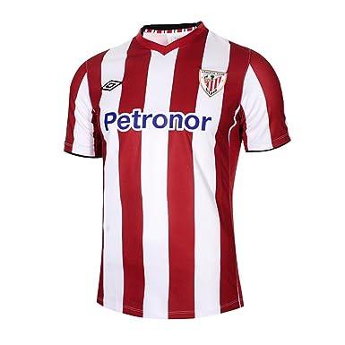 Amazon.com: 2012 – 13 camiseta de fútbol Athletic de Bilbao ...