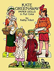 Kate Greenaway Paper Dolls (Dover Victorian Paper Dolls)