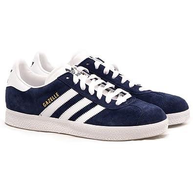 half off 2b2d0 63b66 adidas Gazelle Og Herren Sneaker Blau