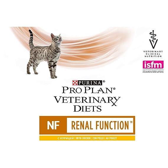 PURINA Dieta Comida para gatos del pollo renal Wet Wet Wet Comida para gatos Cat Dietas: Amazon.es: Productos para mascotas