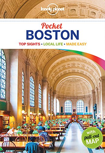 lonely planet pocket boston travel guide harvard book store rh harvard com Top 10 Attractions Barcelona Tourist Guidebooks