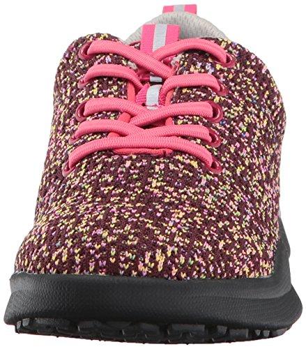 W Pink Women's multi Fashion Sneaker SoftWalk Multi Sampson US 11 Pink Sx7awP0