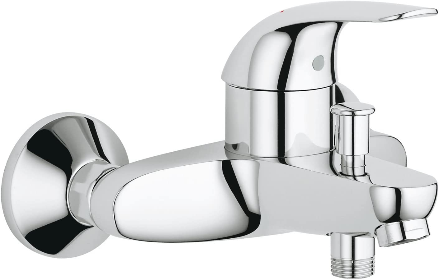 GROHE 32743000 Euroeco Single Lever Bath Mixer