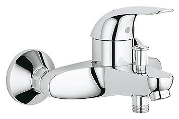 Prezzi Miscelatore Vasca Da Bagno Grohe : Grohe euroeco miscelatore monocomando per vasca doccia