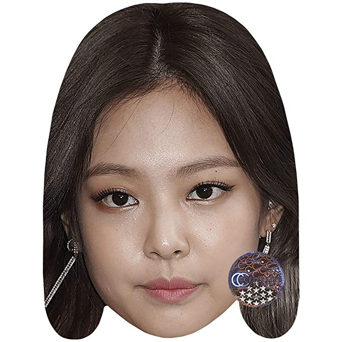 BLACKPINK Jennie Celebrity Mask