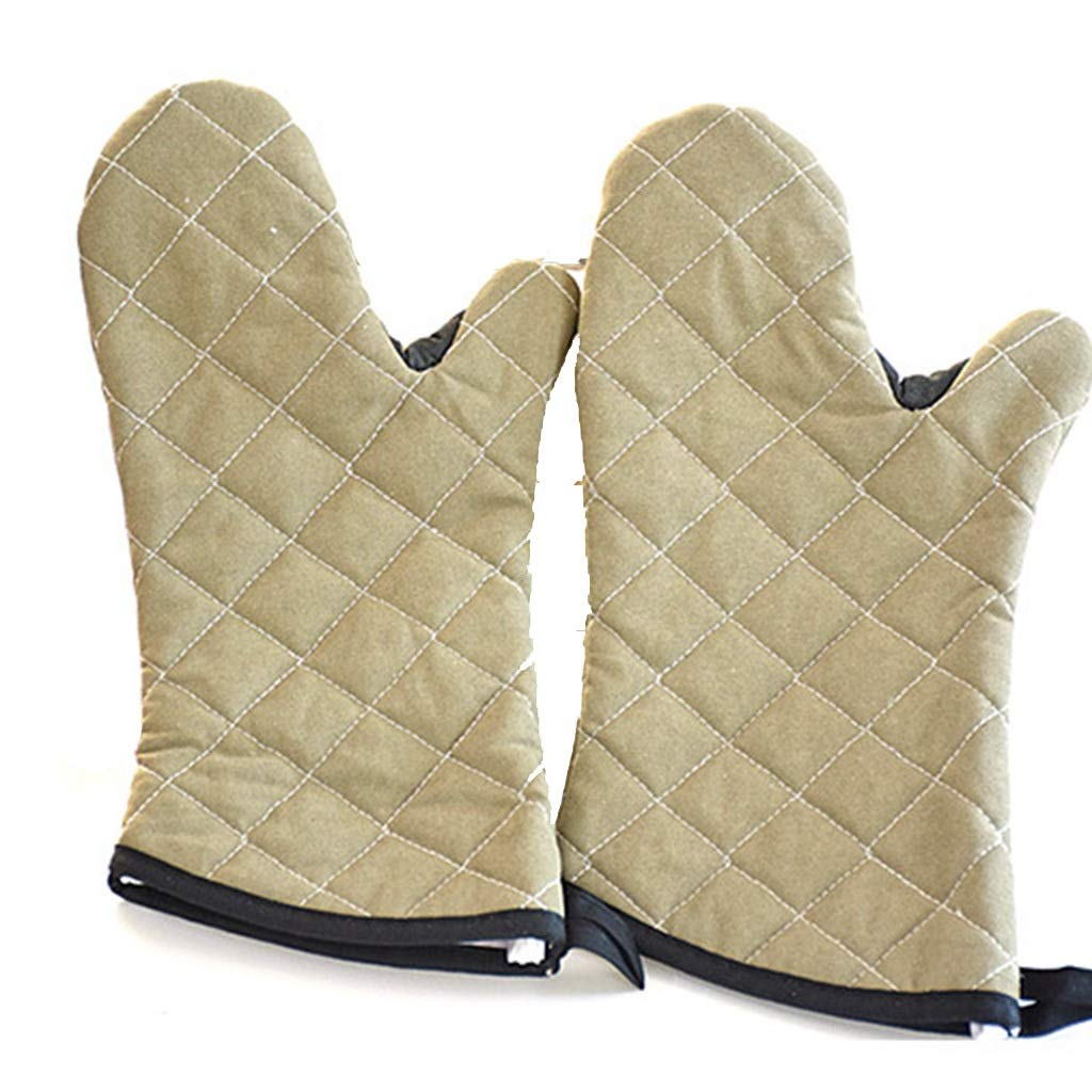 Oven Gloves 200°C 43cm Medium Heat and Temperature Resistant