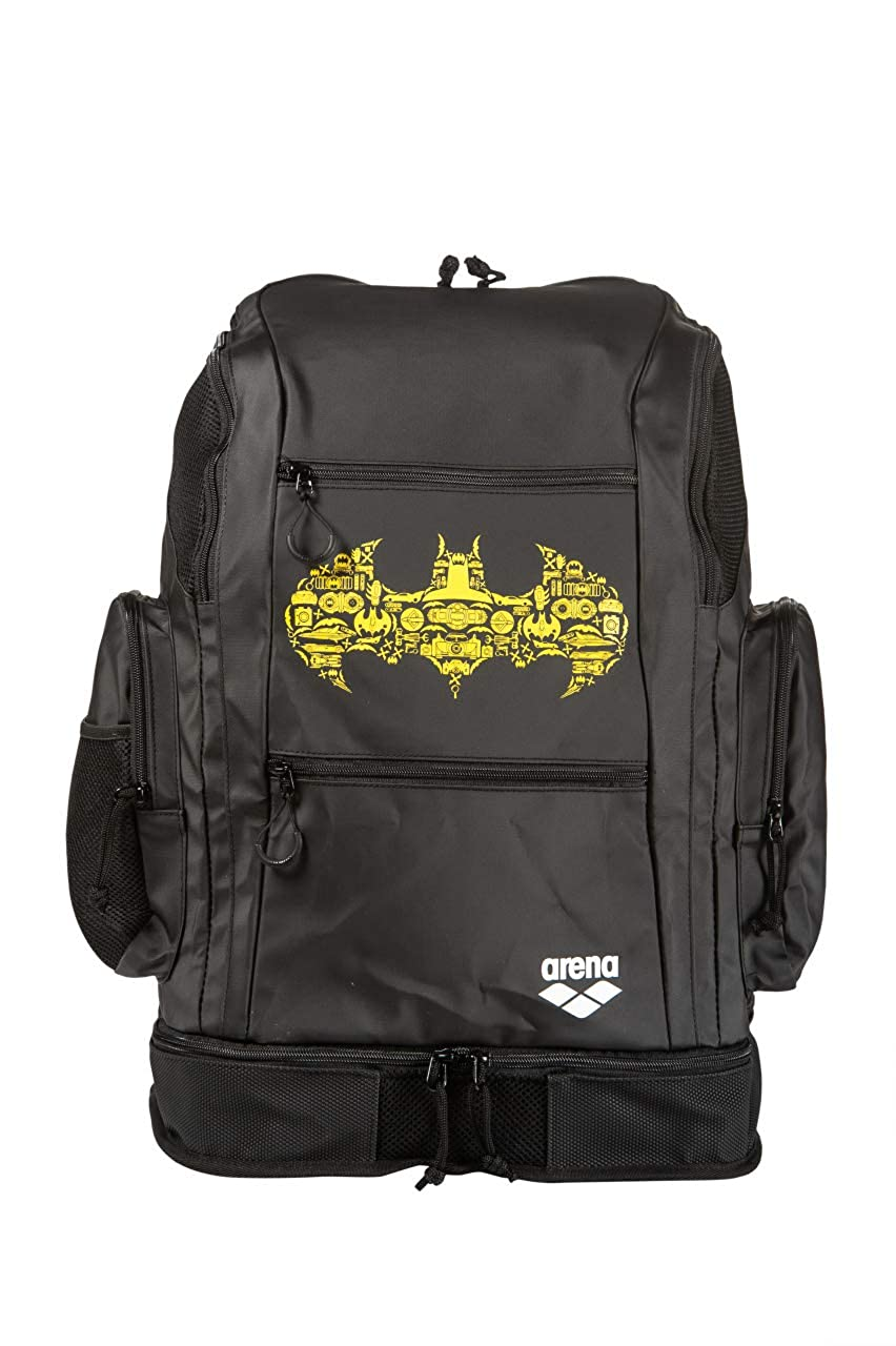 Amazon.com: Arena Spiky 2 Super Hero Large Gear Backpack, Batman: Clothing