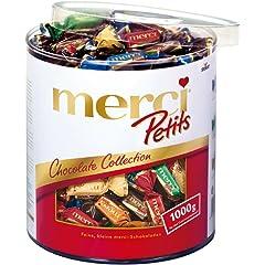 Surtidos de chocolates