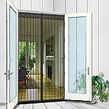 N-Green Magnetic Screen Door 74