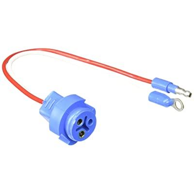"Grote 66842 10"" Long Stop Tail Turn Two-Wire Plug-In Pigtails for Male Pin Lights: Automotive"