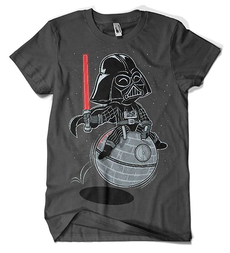 Camisetas La Colmena,154-Camiseta Star Wars - Bouncy Star - (by...
