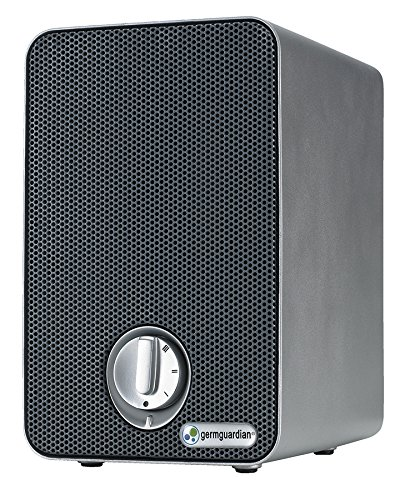 GermGuardian AC4020 3-in-1 Portable Air Purifier with High Performance Allergen Filter and UV Sanitizer, for Allergen, Mold, Dust and Odor Reduction, Germ Guardian Air Purifier