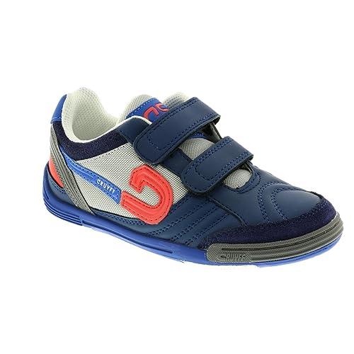 Cruyff Classics Zapatillas Para Niño, Color Azul, Talla 33: Amazon.es: Zapatos y complementos