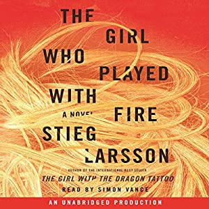 The Girl Who Played with Fire Part 1 Audiobook