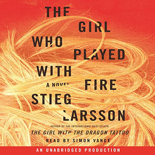 Bargain Audio Book - The Girl Who Played with Fire