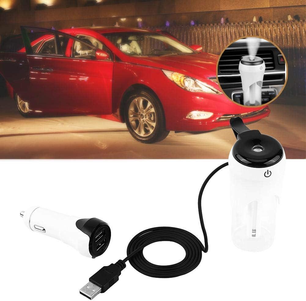 Humidificador de coche USB, purificador de aire para automóvil con ...