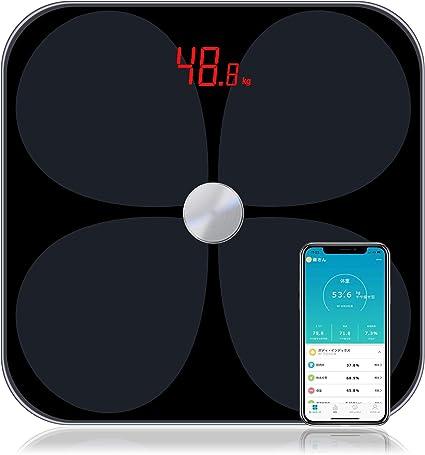 スマホ 体重 計