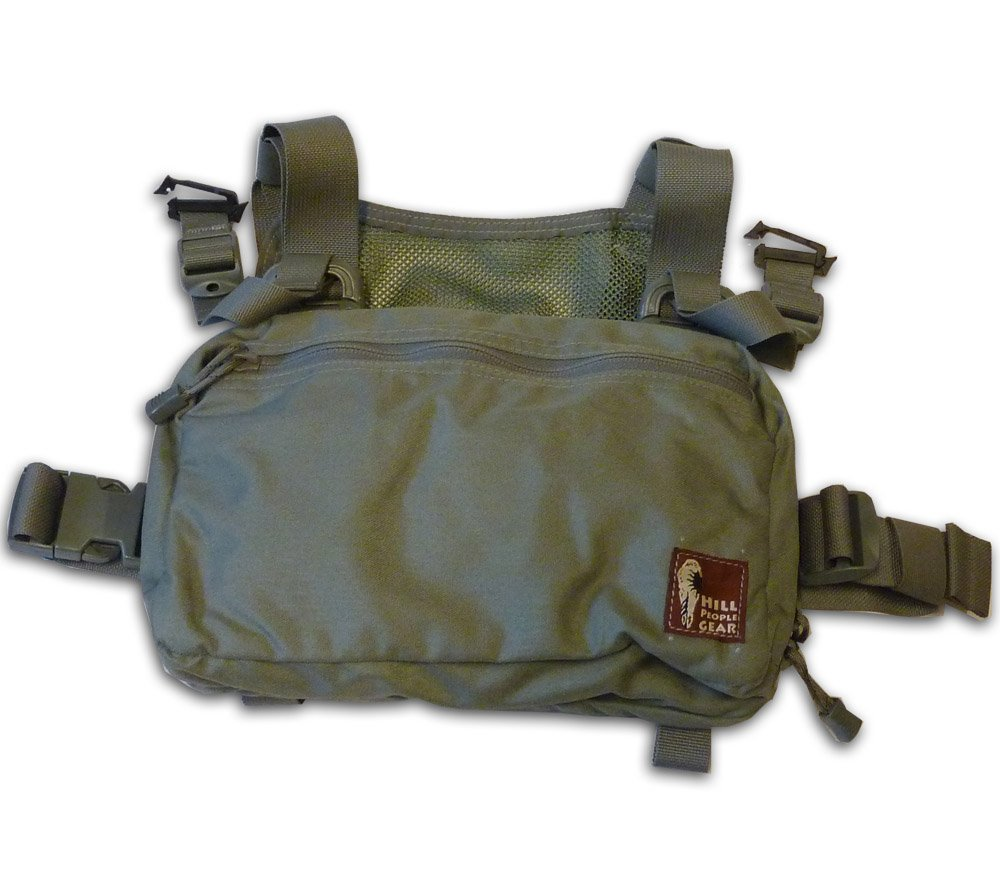 Hill People Gear Original Kit Bag (Foliage Green)
