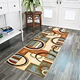 "Well Woven Barclay Arcs & Shapes Modern Rug, 2'3"" x"