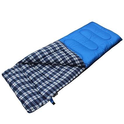 ZXQZ Saco de Dormir en Sobres/Splicable/Waterproof/Camping Hiking Saco de Dormir