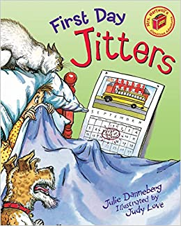 Image result for first day jitters book