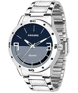 Asgard Casual Analog Blue Dial Men's Watch-144-CC