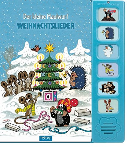 Weihnachtslieder Soundbuch