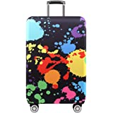 Tripnuo Elastic Travel Luggage Cover Travel Suitcase Protective Cover for Trunk Case Apply to 19''-32'' Suitcase Cover (T2089