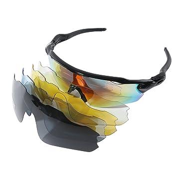 Polarisierte Sonnenbrille Outdoor Snowboard Ski MTB Biking Brille Mp6sV3oo