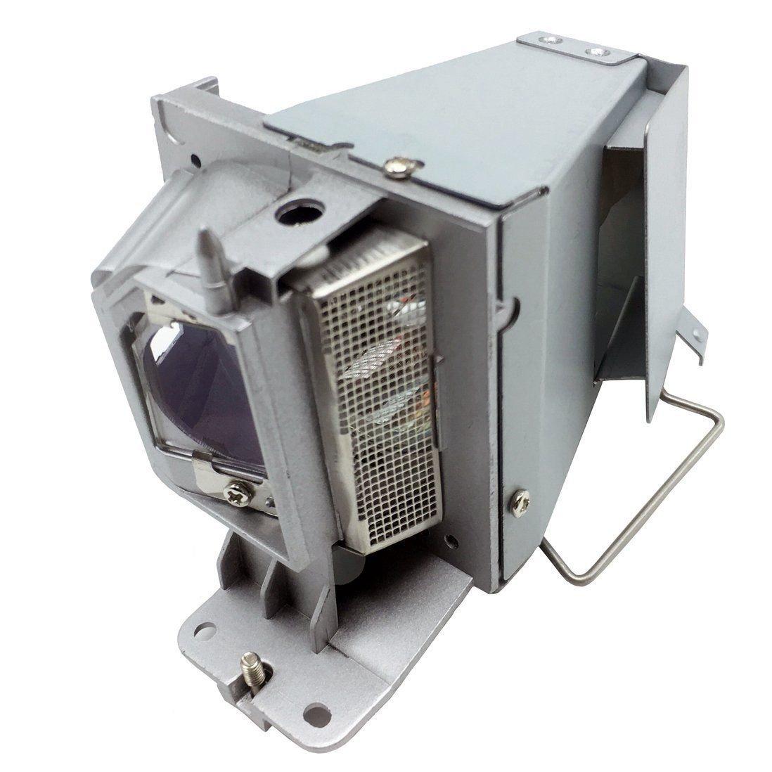Kingoo 優れたプロジェクターランプ OPTOMA BR323 SP.8VH01GC01 交換用プロジェクターランプ電球 ハウジング付き B074GZLFLT