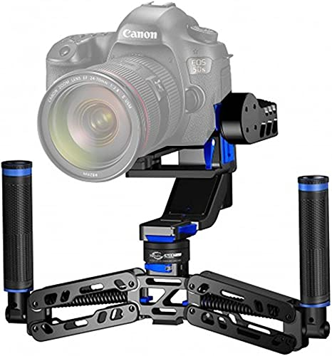 Nebulosa 4200 Estabilizador Gimbal – Soporte para cámara réflex ...