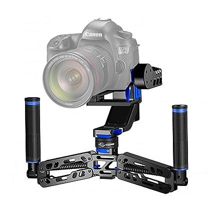 Nebulosa 4200 Estabilizador Gimbal - Soporte para cámara réflex ...