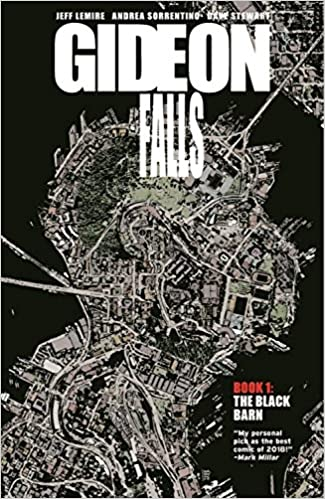 gideon falls volume 1 the black barn